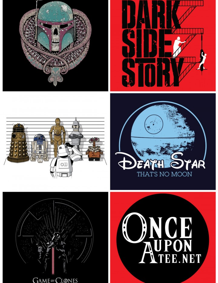Empire Collection - Once Upon a Tee