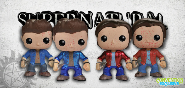 Supernatural - Exclusive - Pops - 640x300