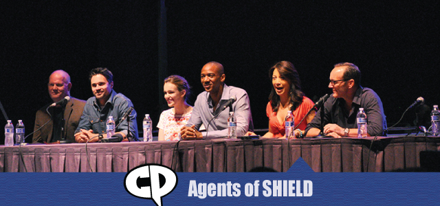 Comicpalooza - Cover - Agents Of SHIELD