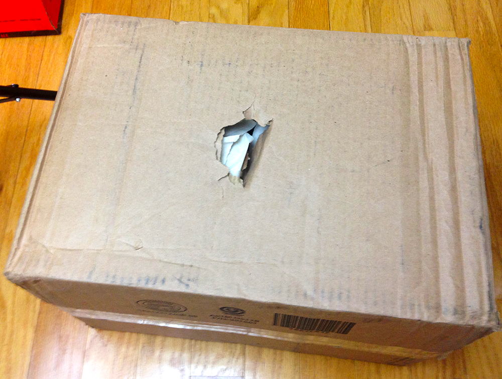 Damaged Box - Photo 2