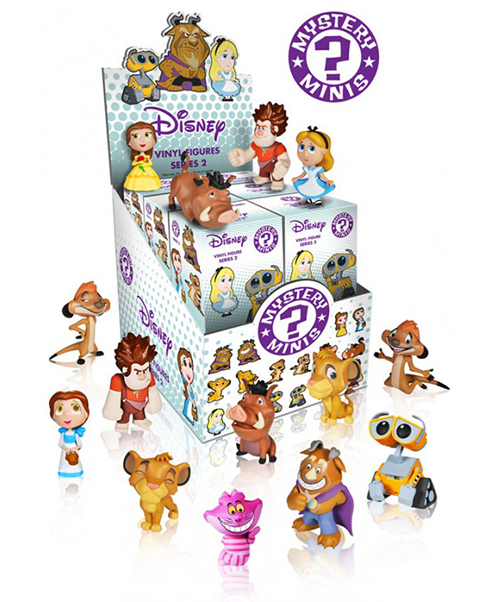 Disney - Mystery Minis - Series 2 - Box