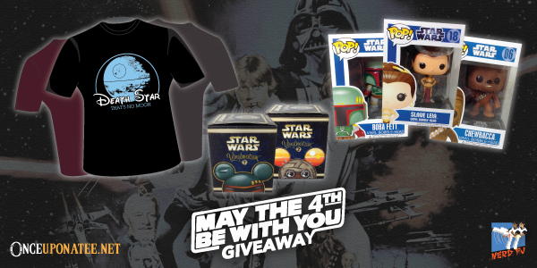 Maythe4thBeWithYou Giveaway