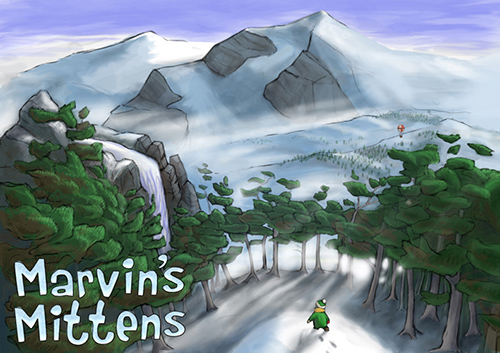 Marvin's Mittnes cover_art