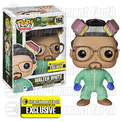 Walter White - Breaking Bad - Funko Pop - EE - Exclusive