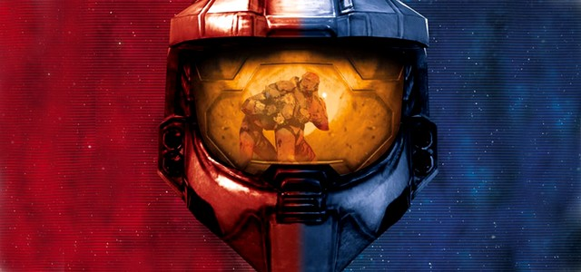 red vs blue COVER