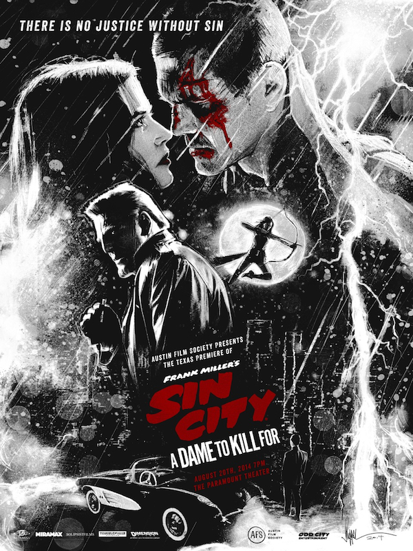Sin City: A Dame To Kill For - Odd City