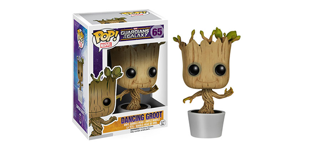 Dancing Groot - GOTG - Funko - Pop - Cover