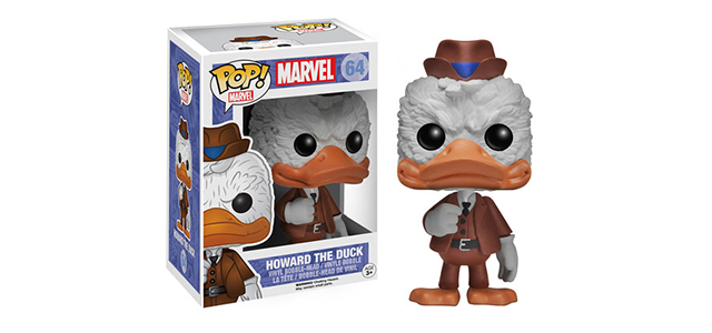 Howard the Duck - Marvel - Funko Pop - Cover