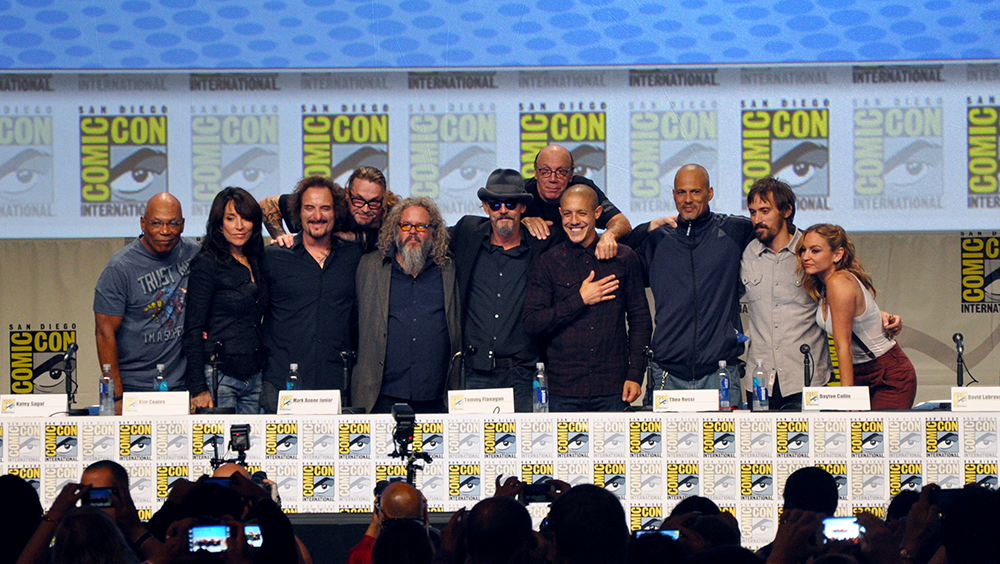 Sons Of Anarchy - SDCC - 2014 - Panel - 10