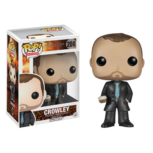 Crowley - Supernatural - Funko - Pop
