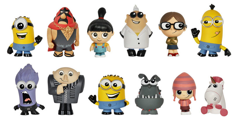Despicable Me Pop!'s and Mystery Minis - Hacked By Ahmed 01  Despicable