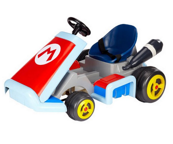 use this kart