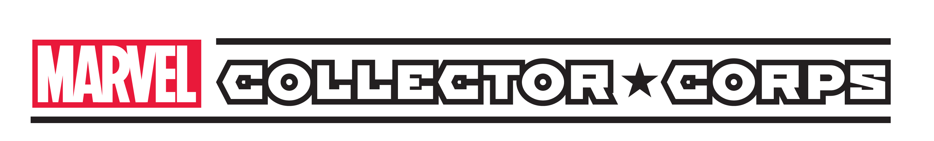 CollectorCorps logo horizontal