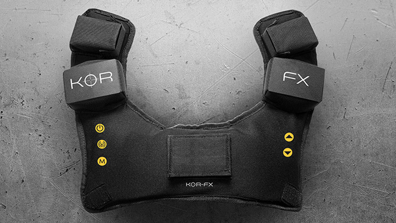 The KOR-FX Gaming Vest