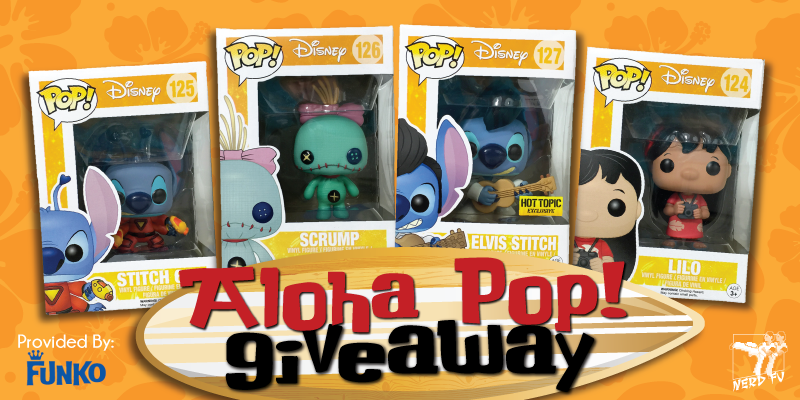 Aloha Pop! Prize Pack Giveaway