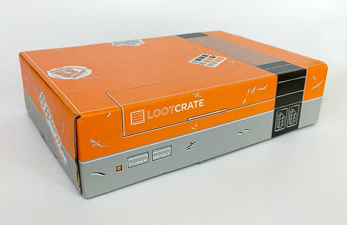 Nintendo - Loot Crate - Box - alone
