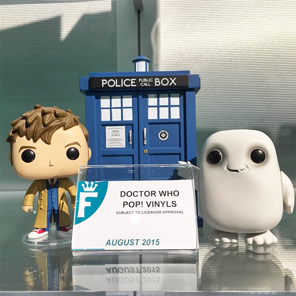 Doctor Who - Funko Pop - Toy Fair 2015