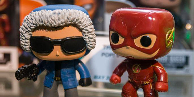 Flash Tv Series Funko Pop S Images Pre Order Information