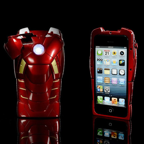 Iron Man - Mark VII iPhone Case
