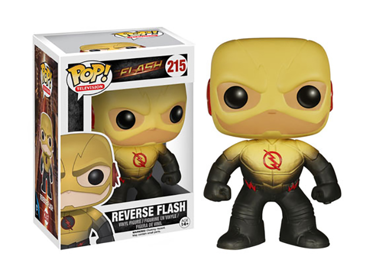 Reverse Flash - Flash TV - Funko Pop