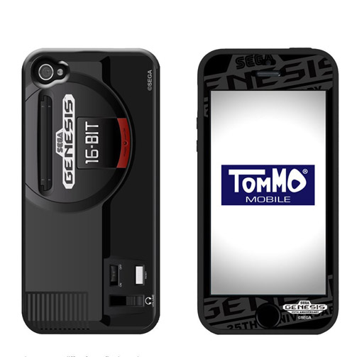 Sega Genesis iPhone 5 and 5s Cases