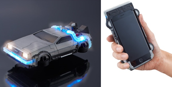 DeLorean iPhone 6 Case