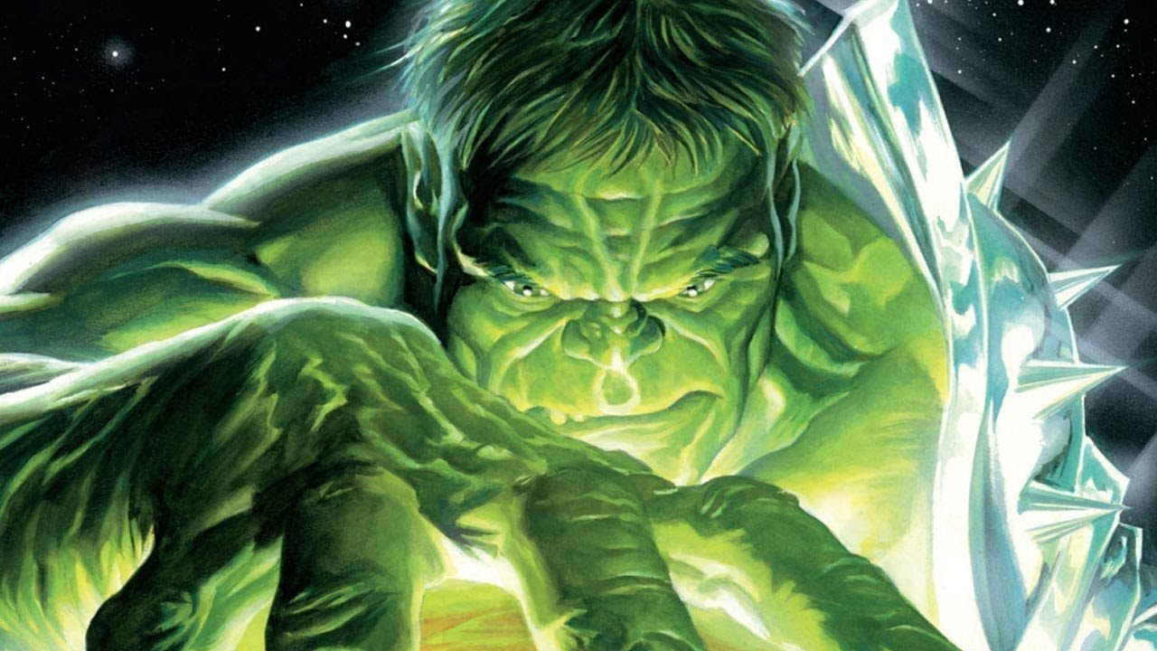 Planet Hulk - yes please!