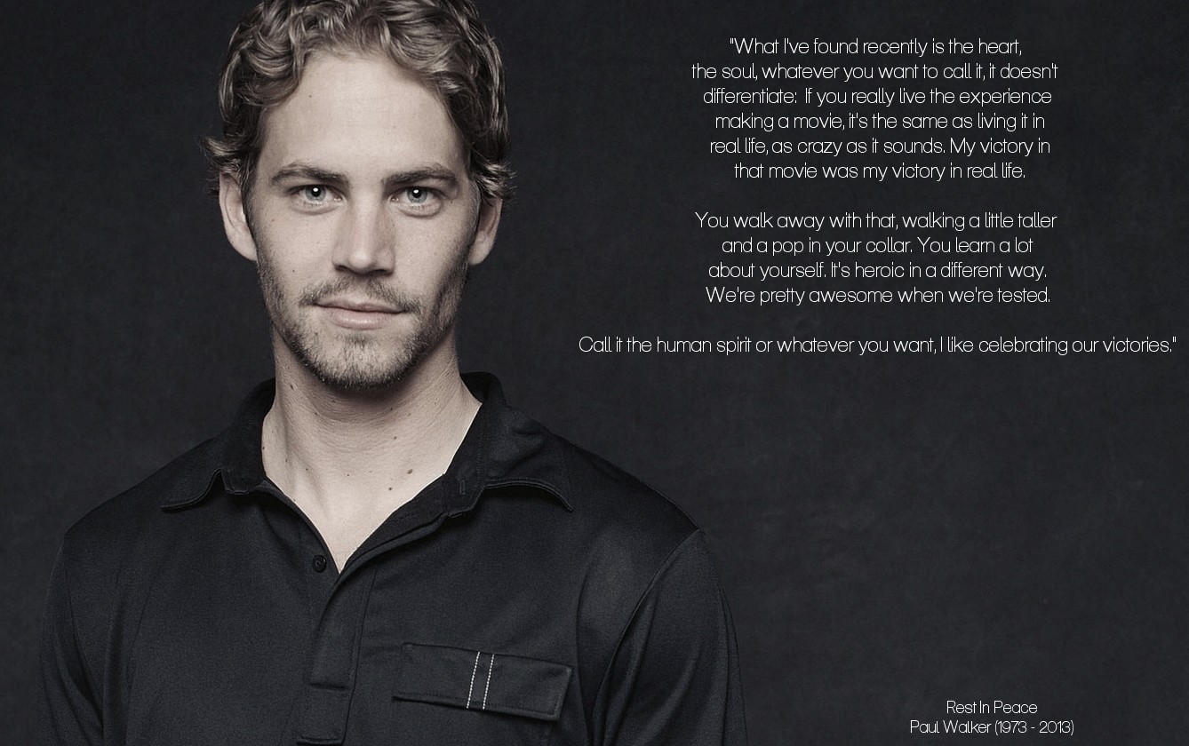 Paul Walker - See You Again