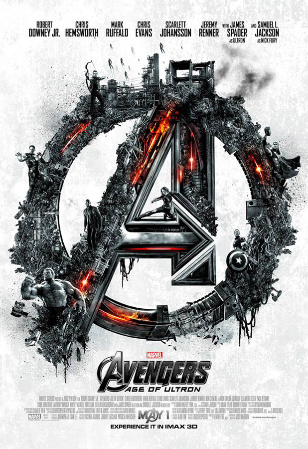 IMAX exclusive poster - Avengers Last Hope