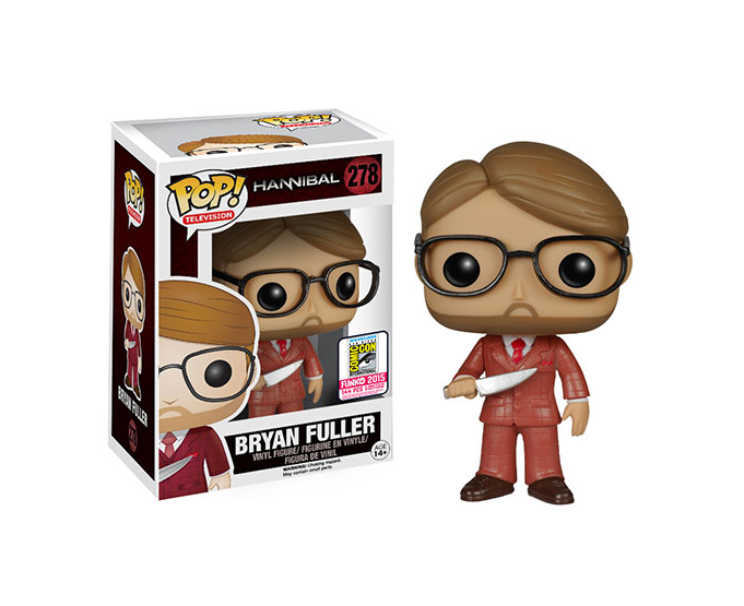 Bryan Fuller - Hannibal - Funko Pop - SDCC Exclusive - 2015