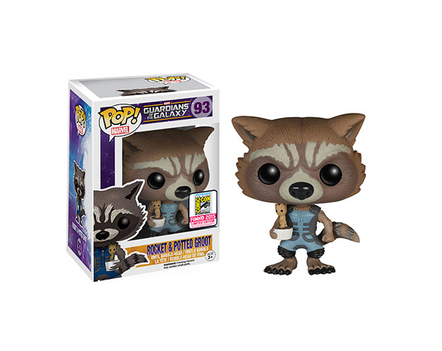 Funko Exclusives Sdcc 2015 Wave 7
