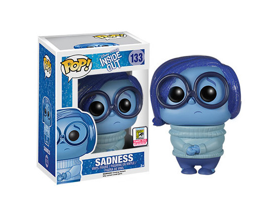 Funko Exclusives Sdcc 2015 Wave 1