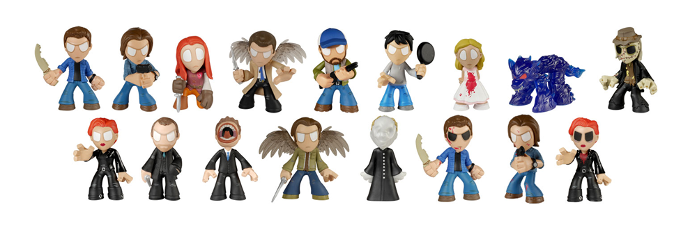 Supernatural - Mystery Minis - figures