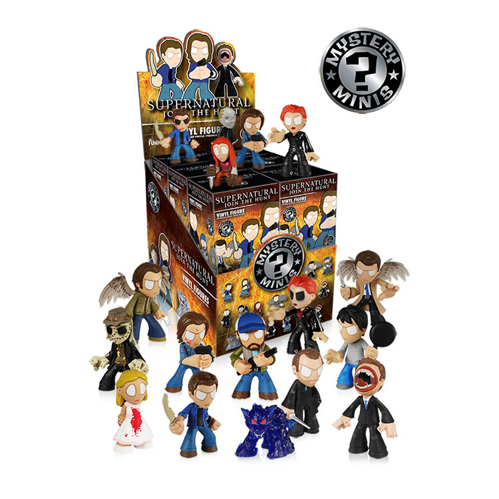 Supernatural Mystery Minis - Square