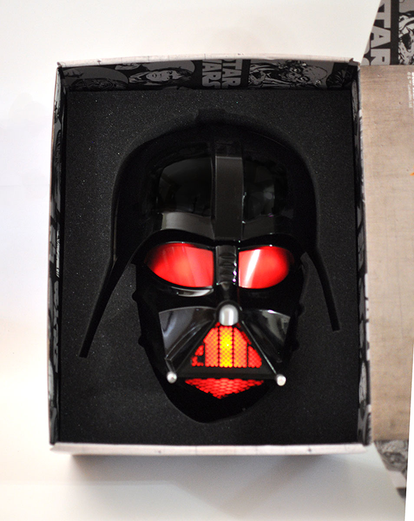 Star Wars - 3D Light FX - Darth Vader - light - on