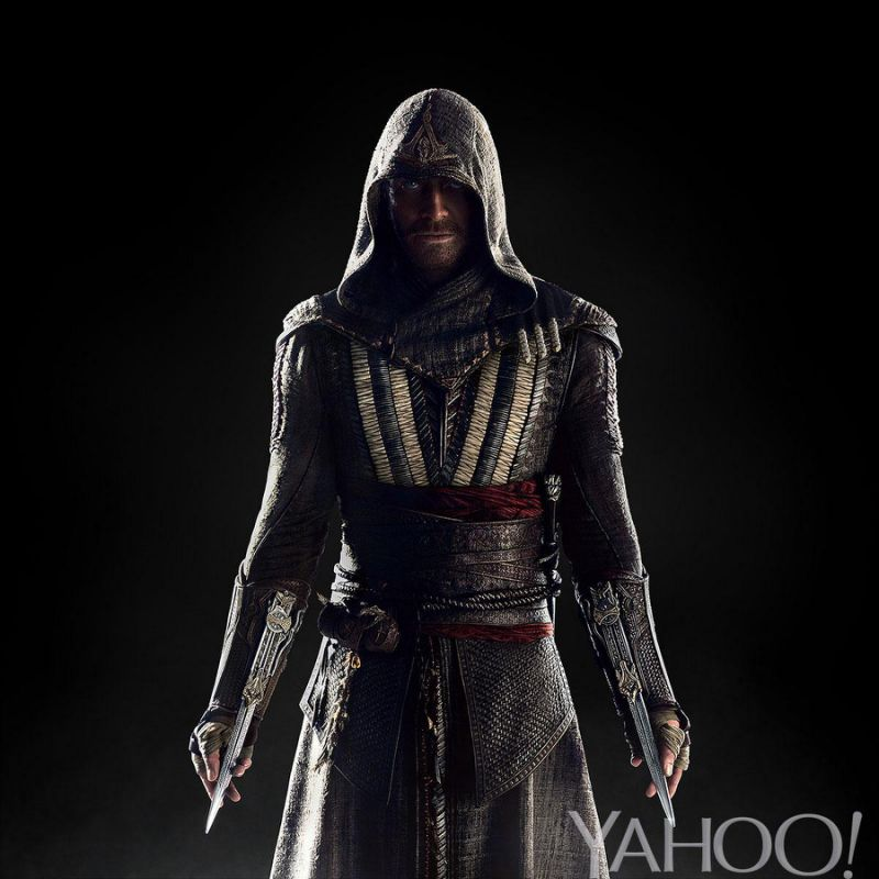 Assassin's Creed - Michael Fassbender as Callum Lynch