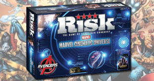 MCU RISK BOARD GAME