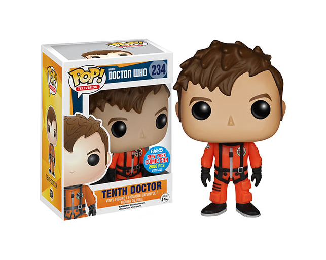Funko Exclusives New York Comic Con 2015 Wave 1