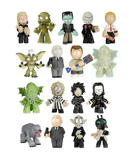 Horror - Classics - Funko - Mystery Minis - Series 2 - Figures