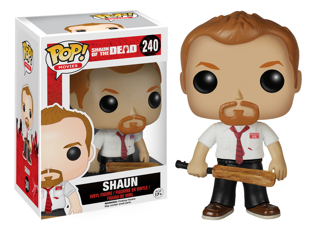 Shaun Of The Dead Funko Pop S Amp Vinyl Idolz