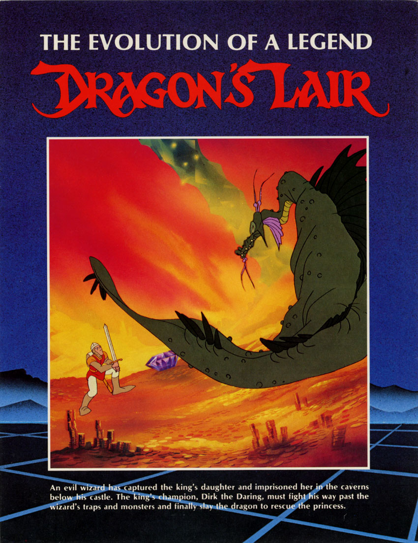 Dragon's Lair - Dragon's Lair: The Movie