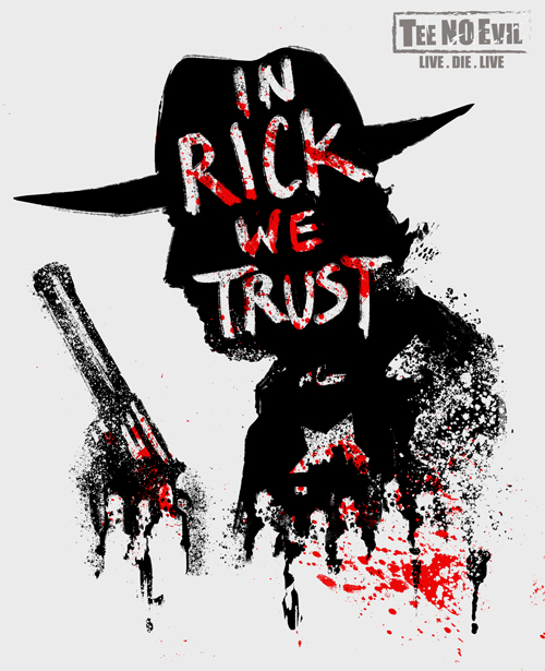 Tee NO Evil - Loyalty - In Rick We Trust
