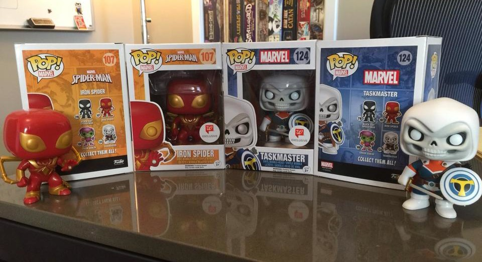 Walgreens - Spider-Man - Exclusives