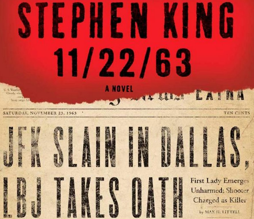Changing the past - 11.22.63