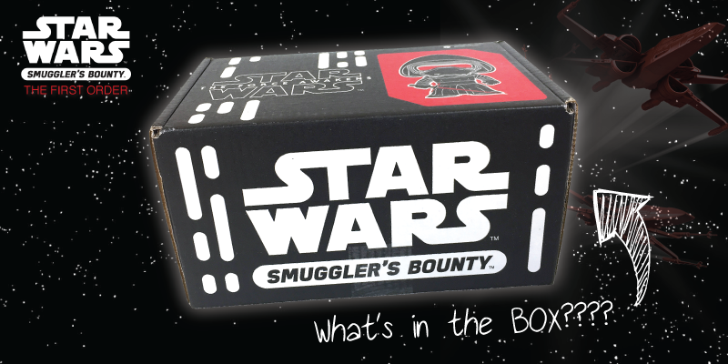 Smugglers Bounty - Whats In The Box - The First Order - Twitter