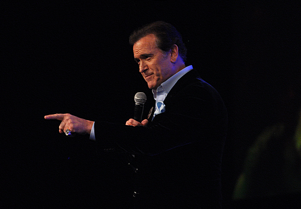 Wizard World New Orleans - recap - Bruce Campbell