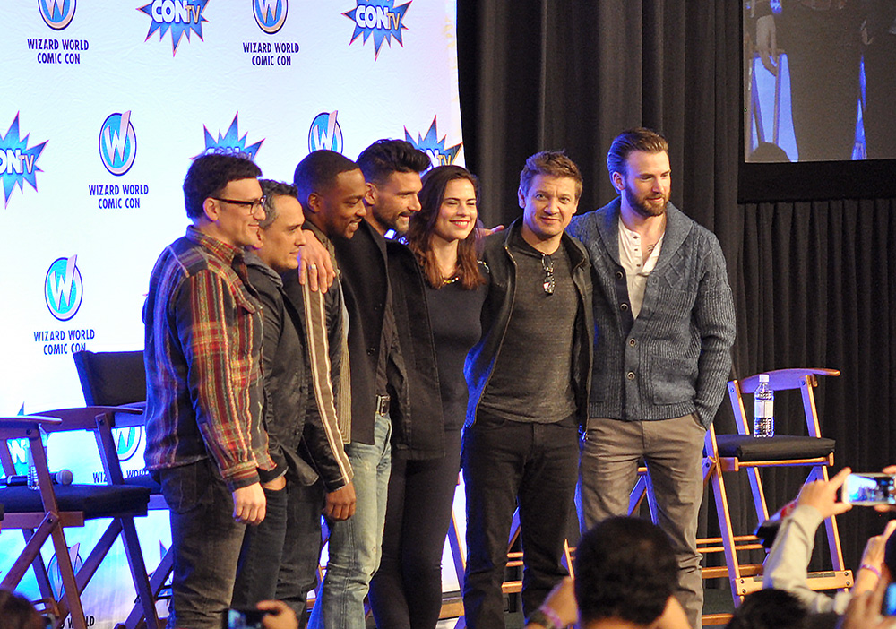 Wizard World New Orleans - recap - Captain America: Civil War