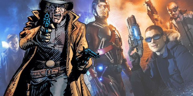 Jonah Hex - Legends of Tomorrow