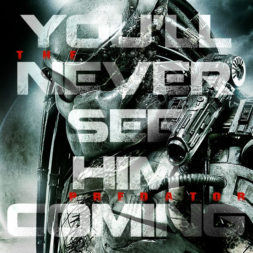 Podcast - Screenshot - Predator Teaser Poster