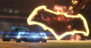 Batmobile - Rocket League